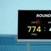 ผลการทดสอบความเร็วของ Mi AX6000