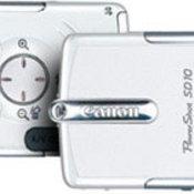 Canon PowerShot SD10