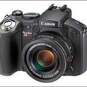 รีวิว Canon PowerShot S5 IS