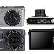 Samsung TL320 และ HZ15W 12 Mega Pixel