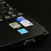 ดูกันเต็มๆ Notebook Panasonic R6 สีดำ