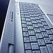 Precious Ovill 1500 White Design & Wide Screen 12''