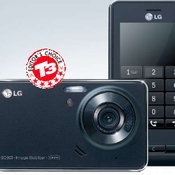 LG Viewty KU990 มือถือ 5 ล้านพิกเซล