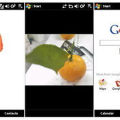รีวิว Sony Ericsson Xeperia X1 พีดีเอโฟนสไตล์โซนี่