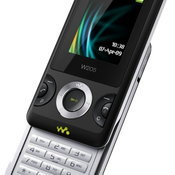 Sony Ericsson W20