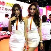 Thailand Mobile Expo 2013 Showcase