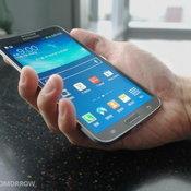 Galaxy Round สมาร์ทโฟนจอโค้งงอ