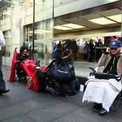 บรรยากาศ Apple Store วันแรกของการเปิดขาย iPhone 6