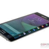 ภาพ Samsung Galaxy Note Edge