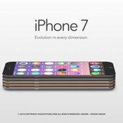 ภาพคอนเซปท์ iPhone 7