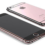 iPhone 6 สีชมพู