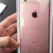 iphone 6s สีชมพู
