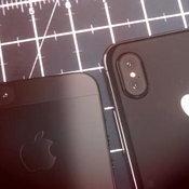 iPhone SE ภายใต้ดีไซน์จอไร้ขอบแบบ iPhone X