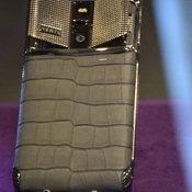 ชมสมาร์ทโฟน VERTU ราคาเครื่องละ 670,000 บาท!