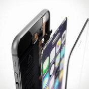 ภาพตัวอย่าง iPhone 7 หน้าจอไร้ขอบ