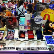 งาน Thailand Mobile Expo 2016