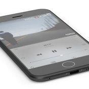คอนเซ็ปต์ iPhone 7 แบบไร้ช่องหูฟัง