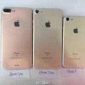 iPhone 7, iPhone 7 Plus และ iPhone 7 Pro