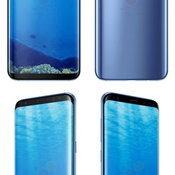 สีน้ำเงิน Coral Blue