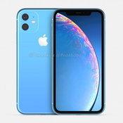 Renders of Apple iPhone XR 2019