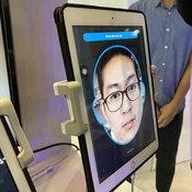 บรรยากาศบูธ Tencent ในงาน OIIO