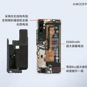 ภาพชิ้นส่วน Xiaomi Mi Note 10 / Mi CC9 Pro