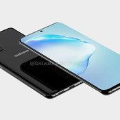 ภาพ Render ของ Samsung Galaxy S20