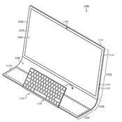 สิทธิบัตรคอมพิวเตอร์จอโค้งของ Apple