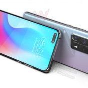 รวมภาพร่าง Huawei P40 Series