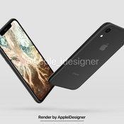 ภาพแนวคิด iPhone (2018)