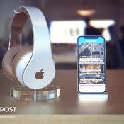 Apple Over-Ear Headphones Concept