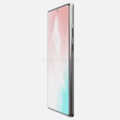 ภาพร่างของ Samsung Galaxy Note 20