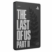 The Last of Us Part II Seagate® 2TB Game Drive และ  Game Drive for Xbox Cyberpunk 2077 Special Edition