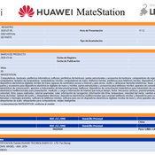 พบเครื่องหมายการค้า Huawei MateStation คาดเป็น Dock Station คล้ายกับ Samsung DeX