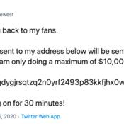 บัญชี Twitter ของบุคคลบริษัทชื่อดังหลาย ๆ บัญชีโดนแฮก