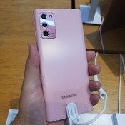 Samsung Galaxy Note 20 Mystic Red