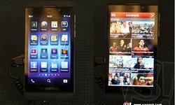 เปิดตัว BlackBerry Z10