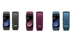 เผยภาพ Samsung Gear Fit 2 หลากสี การกลับมาของ Smart Watch จอโค้ง