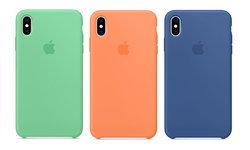 """Apple"" เปิดเผยเคสiPhoneและสาย ""AppleWatch"" สีสันสดใสรับฤดูใบไม้พลิ"