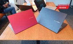 Computex 2019 : ลองสัมผัส ASUS Vivobook S14 / S15 รุ่นประหยัดแต่มี Screenpad ให้เล่นเพลินๆ