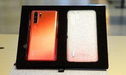 จัดให้หนัก! ต้อนรับ HUAWEI P30 Pro Limited Edition สี Amber Sunrise กับ โม-มนชนก