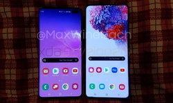 """เผยภาพ """"Samsung Galaxy S20+"""" ของจริงทั้งภาพและคลิป ฟันธงมันคือของจริง!"""