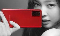เปิดตัว Samsung Galaxy S20 สีแดง Jennie Red Limited Edition