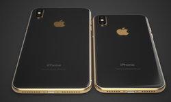 ภาพคอนเซ็ปต์ iPhone XS และ iPhone X Plus ด้วยบอดี้กรอบทองสุดหรู พร้อมสีสันให้เลือกถึง 3 เฉดสี