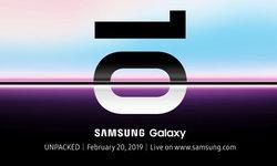 """Samsung Galaxy S10"" เคาะวันเปิดตัวในวันที่ 20 กุมภาพันธ์นี้"
