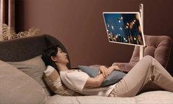 LG StandbyME ทีวีทัชสกรีนพร้อมขาตั้งติดล้อ หมุนได้ ปรับระดับได้ อยู่ที่ไหนในบ้านก็ได้!