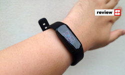 รีวิว Fitbit Luxe อุปกรณ์สวมใส่สุดหรู ฟีเจอร์เพียบในราคา 4,990 บาท