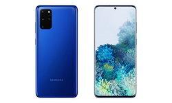 Samsungส่งสีAura Blueใหม่ล่าสุดให้กับGalaxy S20+ในเนเธอร์แลนด์
