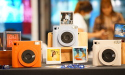 Fujifilm เปิดตัว Instax SQ1 ที่เปลี่ยนดีไซน์สวยขึ้น มาพร้อมฟีเจอร์ Automatic Exposure
