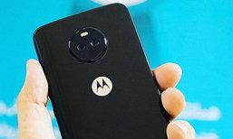 หลุดภาพ Moto X4 มือถือกล้องหลังคู่บอดี้โลหะจากผู้จำหน่ายแห่งหนึ่ง
